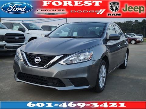 2018 Nissan Sentra for sale in Forest, MS