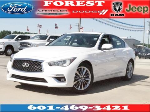 2018 Infiniti Q50 for sale in Forest, MS