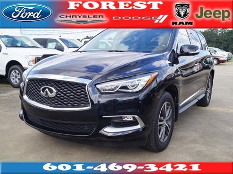 2016 Infiniti QX60 for sale in Forest, MS