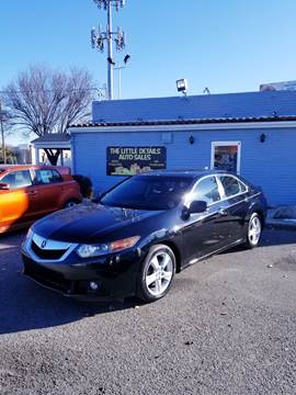 Acura Of Reno >> 2009 Acura Tsx For Sale In Reno Nv
