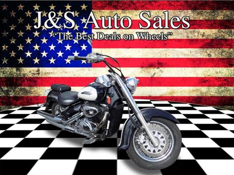 2001 Suzuki Intruder for sale in Clarksville, TN