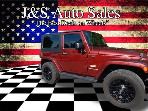 2007 Jeep Wrangler for sale in Clarksville, TN