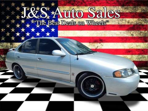 2004 Nissan Sentra for sale at J & S Auto Sales in Clarksville TN