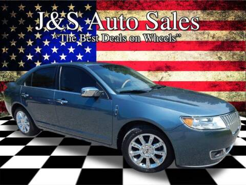 2012 Lincoln MKZ for sale at J & S Auto Sales in Clarksville TN