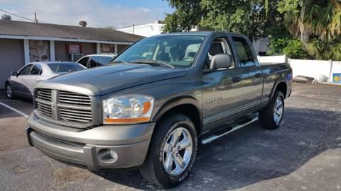 2006 Dodge Ram Pickup 1500 for sale in Tarpon Springs, FL