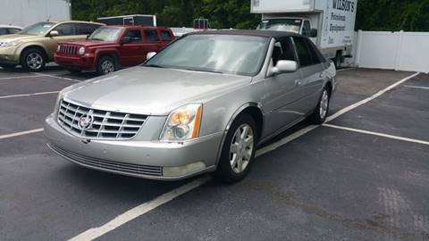 2007 Cadillac DTS for sale in Tarpon Springs, FL