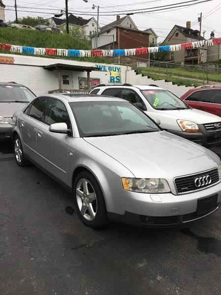 Audi A Quattro In Homestead PA High Level Auto Sales INC - Audi a4 for sale