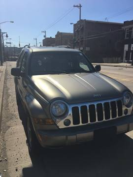 2006 Jeep Liberty for sale in Homestead, PA