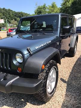2007 Jeep Wrangler Unlimited for sale in Pomeroy, OH