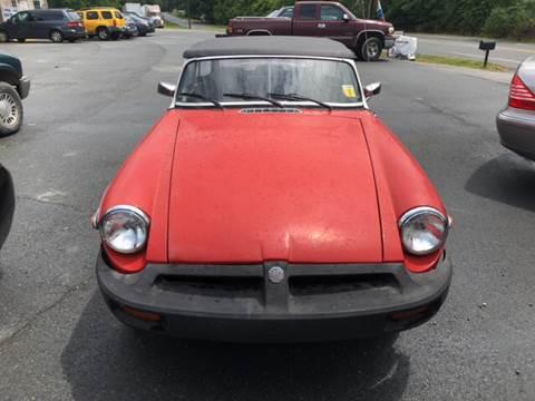 1977 MG Midget for sale in Walkertown, NC