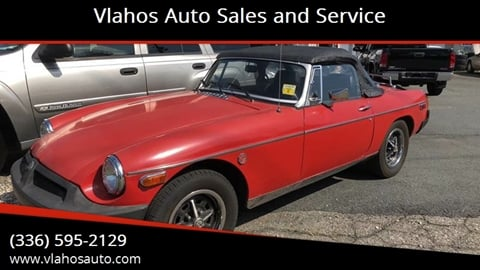 1977 MG Midget for sale in Walkertown, NC