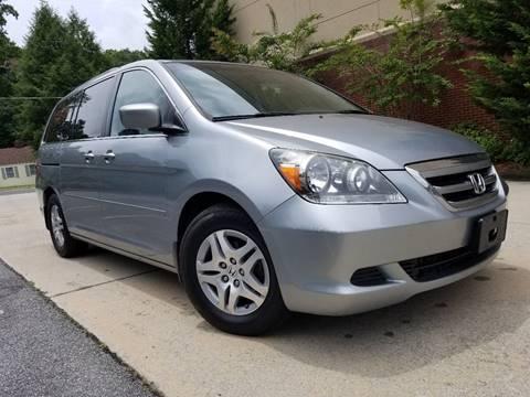 2007 Honda Odyssey for sale in Marietta, GA