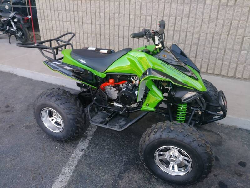 2019 Coolster Mountopz 150 OUT OF STOCK for sale at Chandler Powersports in Chandler AZ