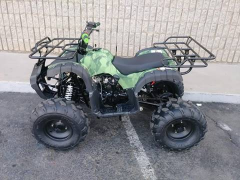 2019 Coolster 125cc OUT OF STOCK for sale at Chandler Powersports in Chandler AZ