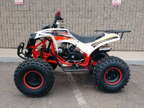 2019 Coolster Mountopz 125B OUT OF STOCK for sale at Chandler Powersports in Chandler AZ