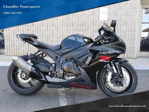 2012 Suzuki GSX-R600 for sale in Chandler, AZ