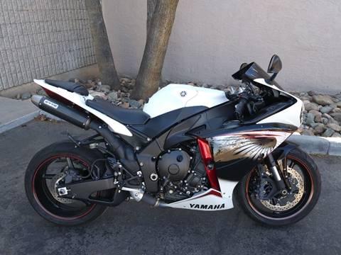 2012 Yamaha YZF-R1 for sale in Chandler, AZ