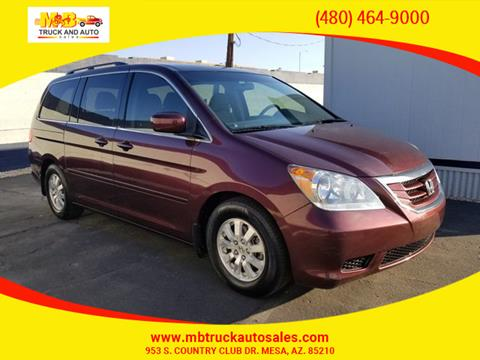 2010 Honda Odyssey for sale in Mesa, AZ