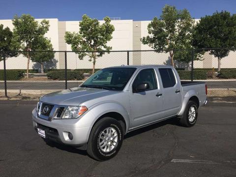 2016 Nissan Frontier For Sale In San Bernardino, CA