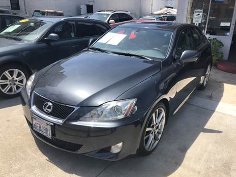 2008 Lexus IS 250 for sale at Excelsior Motors , Inc in San Francisco CA