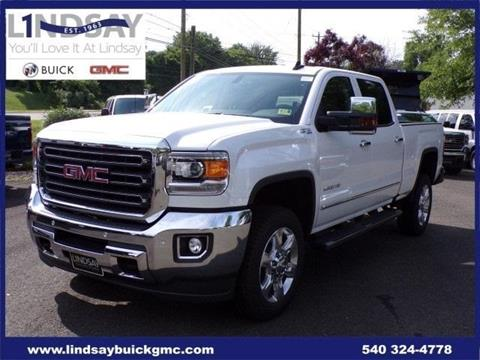2018 GMC Sierra 2500HD for sale in Warrenton, VA