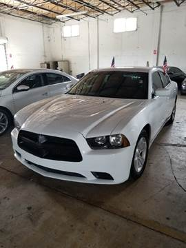 2014 Dodge Charger for sale at Auto Credit & Finance Corp. in Miami FL