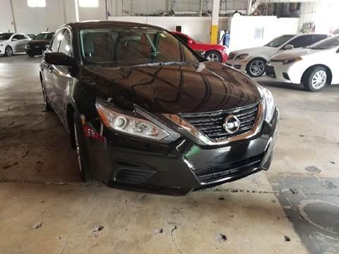 2016 Nissan Altima for sale at Auto Credit & Finance Corp. in Miami FL