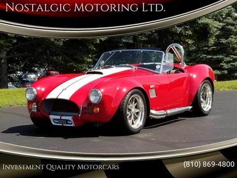 1965 Shelby Cobra for sale in Auburn Hills, MI