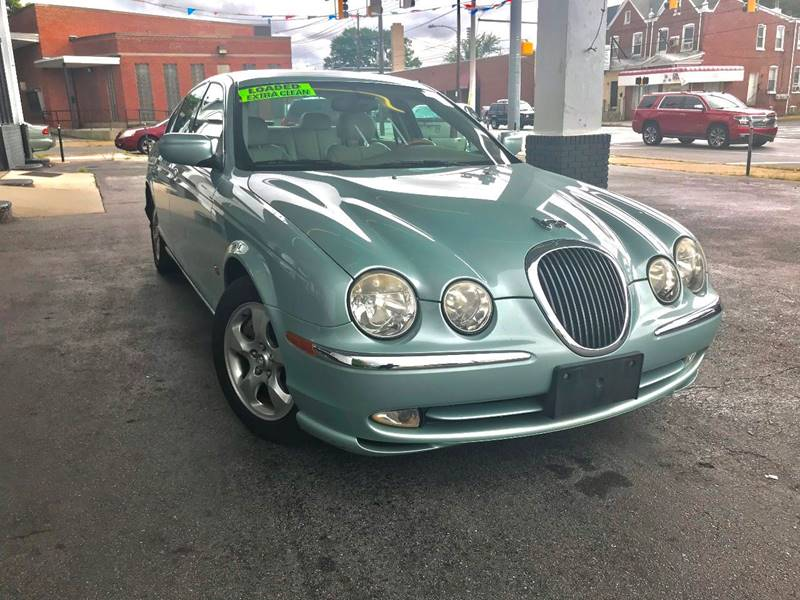2001 Jaguar S Type For Sale At Glacier Auto Sales In Wilmington DE