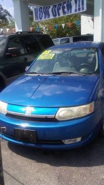 2004 Saturn Ion for sale at Glacier Auto Sales in Wilmington DE