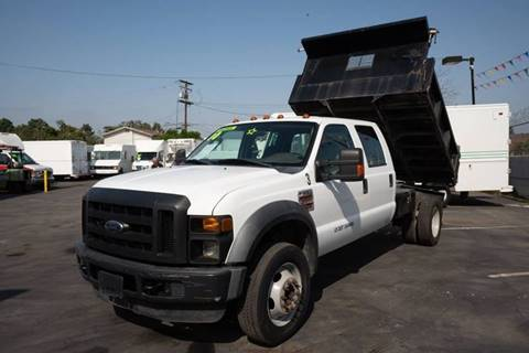 2010 Ford F-450 Super Duty for sale at Paraiso Motors Inc. in South Gate CA