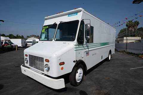 2003 Freightliner MT45 Chassis for sale at Paraiso Motors Inc. in South Gate CA