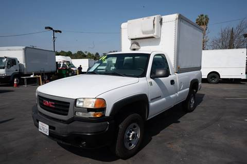 2004 GMC Sierra 2500HD for sale in South Gate, CA