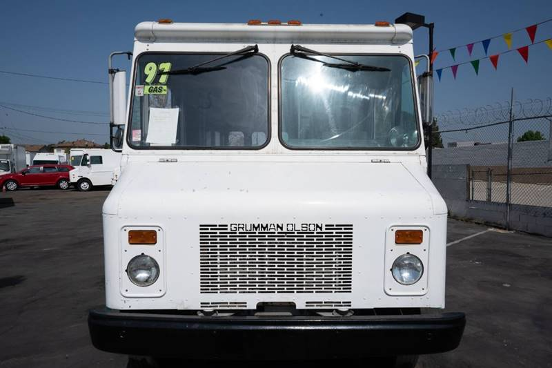 1997 Gmc Forward Control Chassis Step Van In South Gate CA