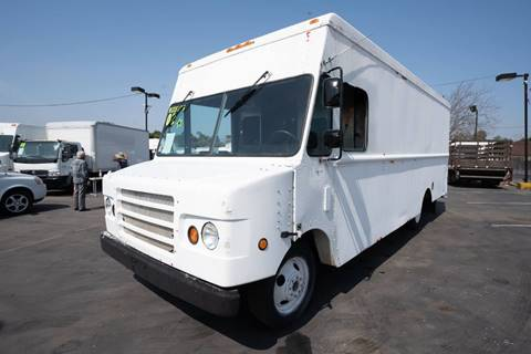 2002 Workhorse P42 for sale at Paraiso Motors Inc. in South Gate CA