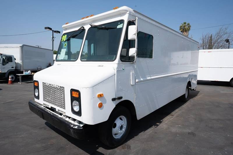 1998 Chevrolet Forward Control Chassis for sale at Paraiso Motors Inc. in South Gate CA