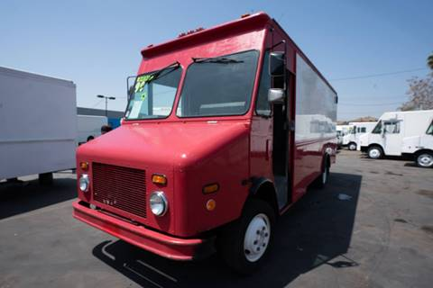 1999 Freightliner MT45 Chassis for sale at Paraiso Motors Inc. in South Gate CA