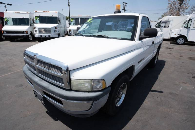 1999 Dodge Ram Pickup 1500 for sale at Paraiso Motors Inc. in South Gate CA