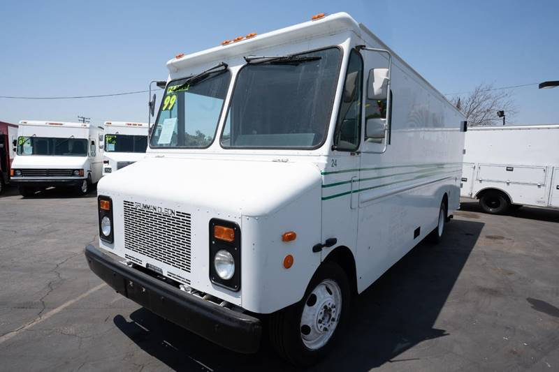1999 GMC Forward Control Chassis for sale at Paraiso Motors Inc. in South Gate CA