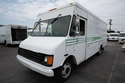 1999 Workhorse P30 Step Van for sale at Paraiso Motors Inc. in South Gate CA