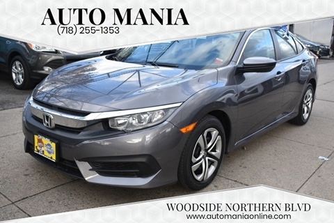 2016 Honda Civic for sale in Woodside, NY