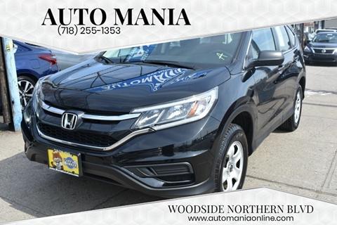 2015 Honda CR-V for sale in Woodside, NY