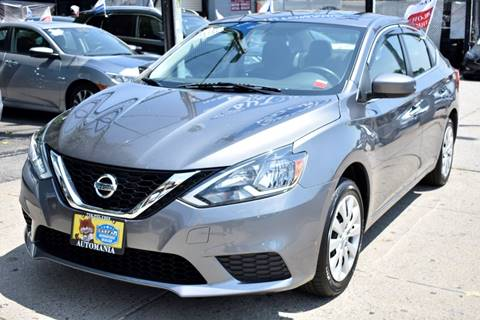 2016 Nissan Sentra for sale in Woodside, NY