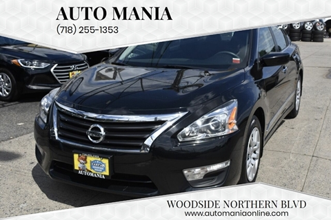 2015 Nissan Altima for sale in Woodside, NY