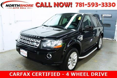 2013 Land Rover LR2 for sale in Lynn, MA