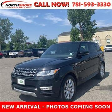 2015 Land Rover Range Rover Sport for sale in Lynn, MA