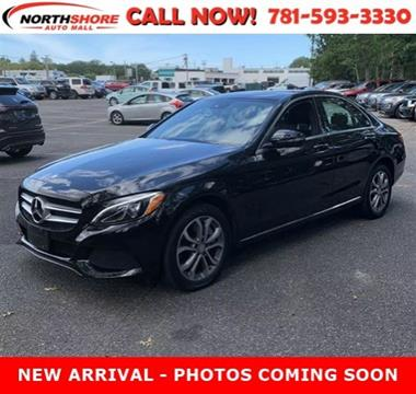 2017 Mercedes-Benz C-Class for sale in Lynn, MA