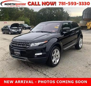 2013 Land Rover Range Rover Evoque Coupe for sale in Lynn, MA