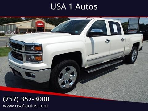 Pickup Truck For Sale in Smithfield, VA - USA 1 Autos
