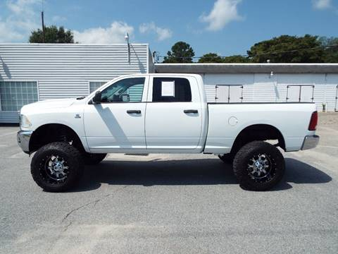 2011 RAM Ram Pickup 2500 for sale at USA 1 Autos in Smithfield VA